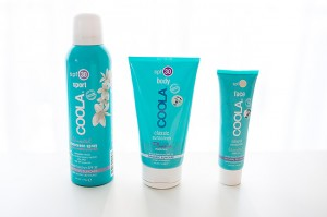 Coola Sunscreen Products